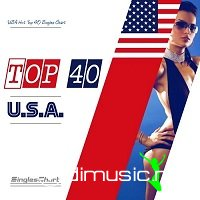 USA Hot Top 40 Singles Chart 3 August