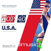 USA Hot Top 40 Singles Chart 10-August