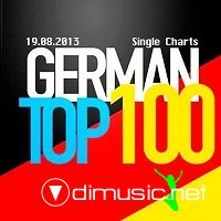 German TOP 100 Single Charts 19.08