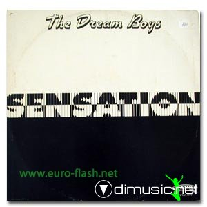 The Dream Boys - Sensation (Vinyl, 12'') 1984