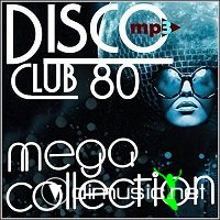 Disco Club 80 – Mega Collection
