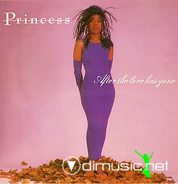 Princess - After The Love Has Gone 12- 1985