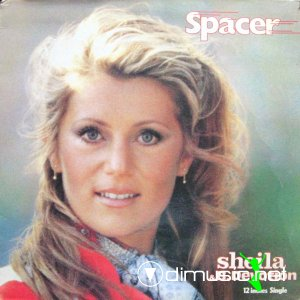 Sheila & B. Devotion - Spacer (Vinyl, 12'') 1979