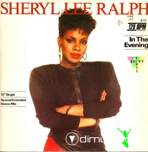 Sherly Lee Ralph - In The Evening (Vinyl, 12'') 1984