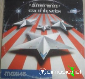 Sherwin - State Of The Nation / Harmonic Dance (Vinyl, 12'') 1984