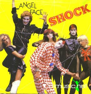 Shock - Angel Face (Vinyl, 12'') 1980