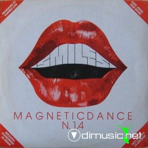 Smiles - N 1.4 / Magnetic Dance (Vinyl, 12'') 1983