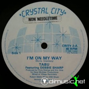 Tabu - I'm On My Way (Vinyl, 12'') 1984