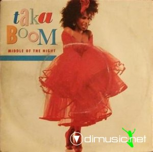 Taka Boom - In The Middle Of The Night (Vinyl, 12'') 1985