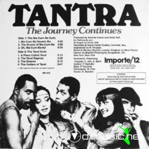 Tantra - The Journey Continues (Vinyl, 12'') 1982