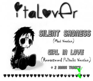 Italover - Silent Sadness / Girl In Love (Maxi-Single) 2013
