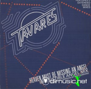 Tavares - Heaven Must Be Missing An Angel (Irresistible Angel Mix) (Vinyl, 12'') 1985