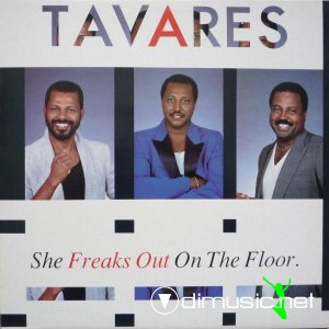 Tavares - She Freaks Out On The Floor (Vinyl, 12'') 1988