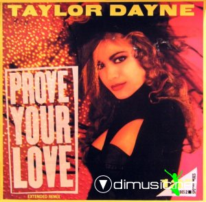 Taylor Dayne - Prove Your Love (Vinyl, 12'') 1988