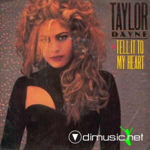 Taylor Dayne - Tell It To My Heart (Vinyl, 12'') 1987