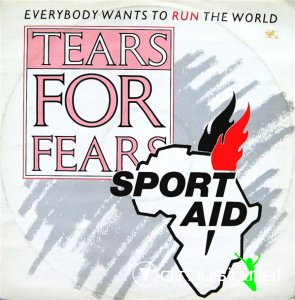 Tears For Fears - Everybody Wants To Run The World (Vinyl, 12'') 1986