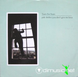Tears For Fears - Pale Shelter (You Don't Give Me Love) (Vinyl, 12'') 1982