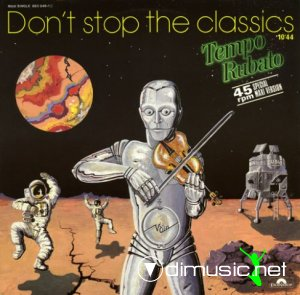Tempo Rubato - Don't Stop The Classics (Vinyl, 12'') 1985