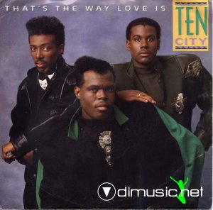 Ten City - That's The Way Love Is (Vinyl, 12'') 1989