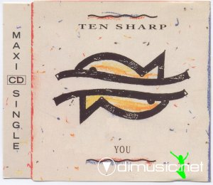 Ten Sharp - You (CD, Maxi-Single) 1991