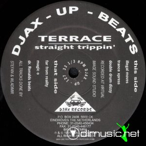 Terrace - Straight Trippin (Vinyl, 12'') 1991
