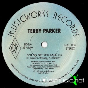 Terry Parker - Got To Get You Back (Vinyl, 12'') 1988