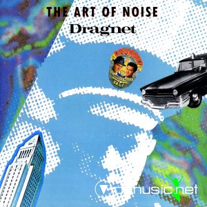 The Art Of Noise - Dragnet (Vinyl, 12'') 1987