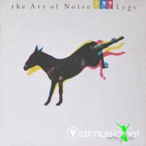 The Art Of Noise - Legs (Vinyl, 12'') 1985