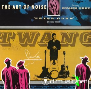 The Art Of Noise - Peter Gunn (Vinyl, 12'') 1986