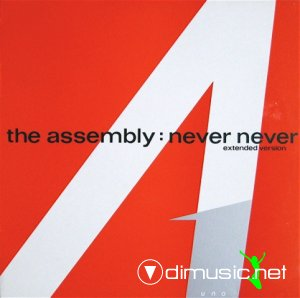 The Assembly - Never Never (Vinyl, 12'') 1983