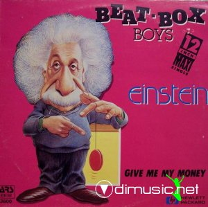 The Beat Box Boys - Einstein (Vinyl, 12'') 1984