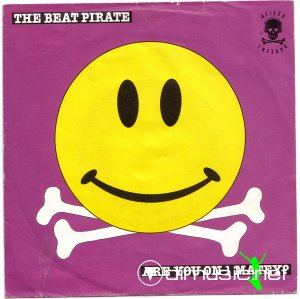 The Beat Pirate - Are You On 1 Matey (Vinyl, 12'') 1989