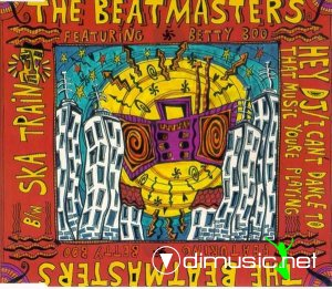 The Beatmasters - Hey DJ / I Can't Dance (To That Music You're Playing) / Ska Train (CD, Maxi-Single) 1989