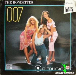 The Bondettes - 007 (Vinyl, 12'') 1985
