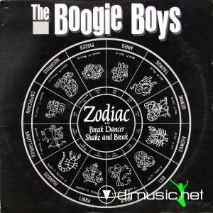 The Boogie Boys - Zodiac / Break Dancer / Shake And Break (Vinyl, 12'') 1984