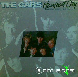 The Cars - Heartbeat City (Vinyl, 12'') 1985