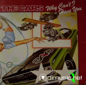The Cars - Why Can't I Have You (Vinyl, 12'') 1985