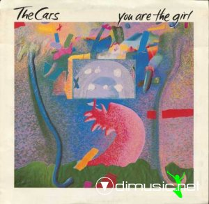 The Cars - You Are the Girl (Vinyl, 7'') 1987