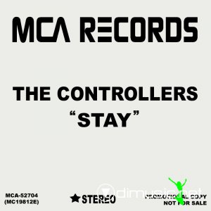 The Controllers - Stay (Vinyl, 12'') 1986