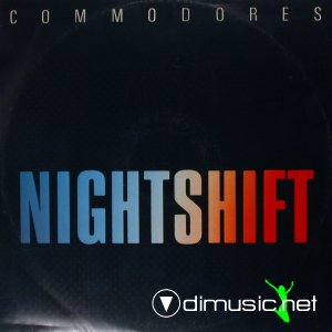 The Commodores - Nightshift (Vinyl, 12'') 1985