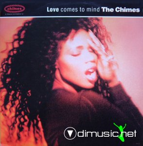 The Chimes - Love Comes To Mind (CD, Single) 1990