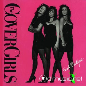 The Cover Girls - Funk Boutique (CD, Maxi-Single) 1991