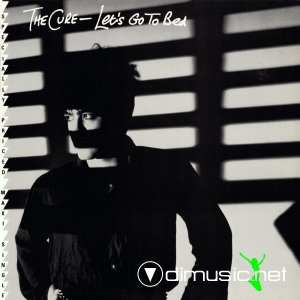 The Cure - Let's Go To Bed (Vinyl, 12'') 1982