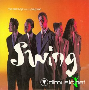 The Deff Boys - Swing (CD, Maxi-Single) 1990