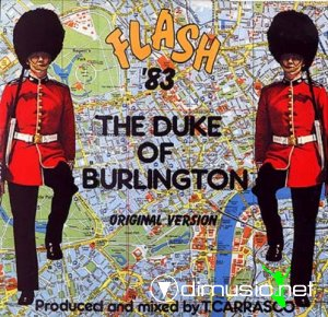 The Duke Of Burlington - Flash '83 (Vinyl, 12'') 1983