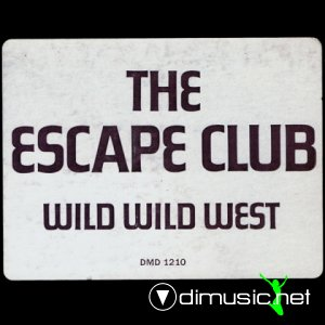 The Escape Club - Wild Wild West (Vinyl, 12'') 1988