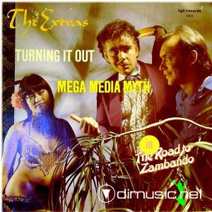 The Extras - Turning It Out (Vinyl, 12'') 1983