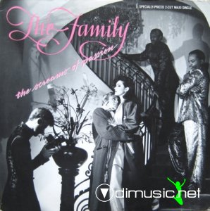 The Family - The Screams Of Passion (Vinyl, 12'') 1985