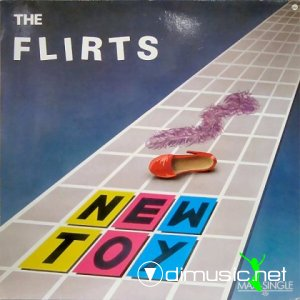 The Flirts - New Toy (Vinyl, 12'') 1986