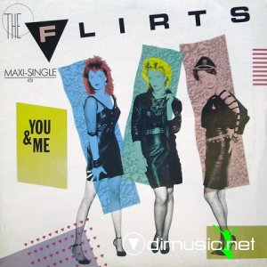 The Flirts - You And Me (Vinyl, 12'') 1985
